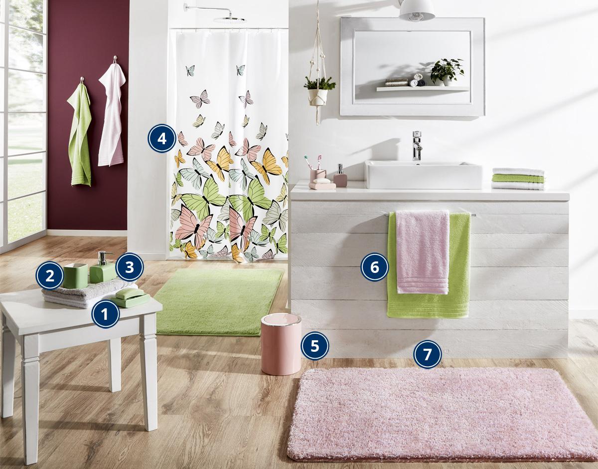 fehr badshop aktuelle kleine wolke kollektion. Black Bedroom Furniture Sets. Home Design Ideas