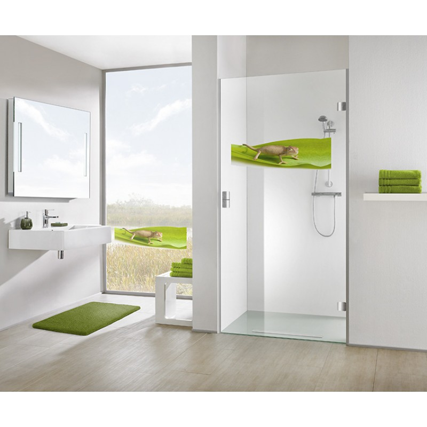 fehr badshop deko aufkleber kleine wolke chameleon. Black Bedroom Furniture Sets. Home Design Ideas