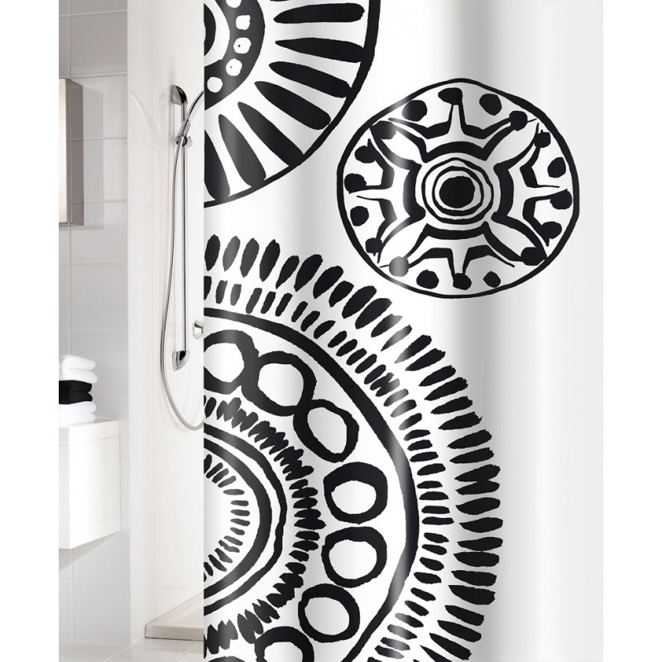 fehr badshop duschvorhang kleine wolke mikasi textil. Black Bedroom Furniture Sets. Home Design Ideas