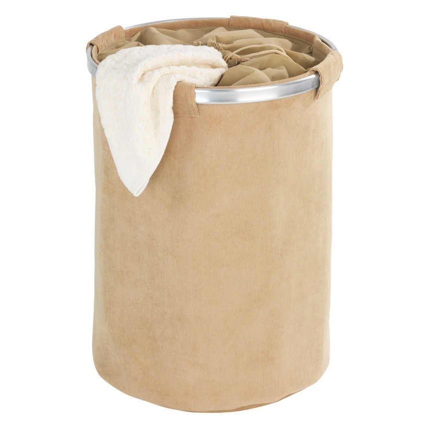 fehr-badshop - Wäschesack Wenko Stars aus hochwertigem Polyester